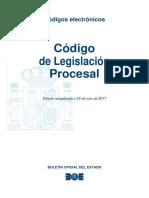 BOE-040 Codigo de Legislacion Procesal 2