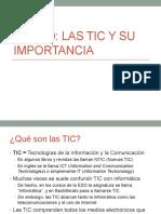 Intro Tic