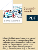 Digital Parenting Workshop