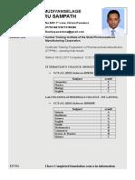 CV Deshan