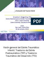 Developmental Trauma Disorder and Child Trauma Measurement Evaluation Spanish