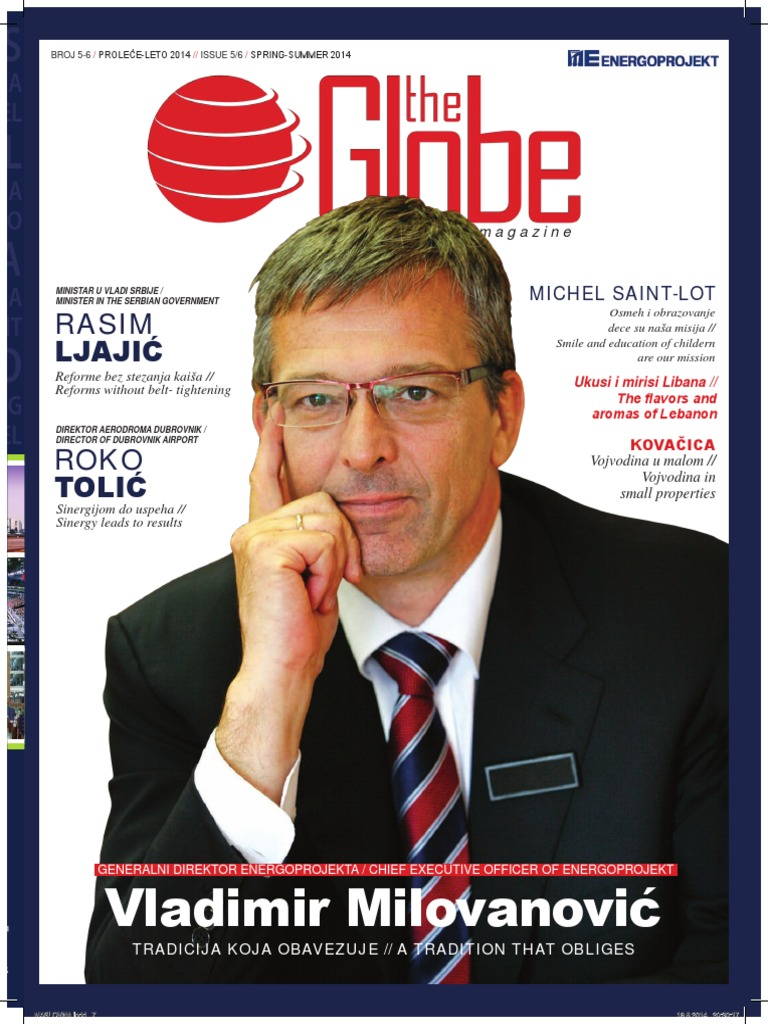Globe Magazine Issue5-6a | Aviation | Industries