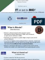 Media Bitcoin Seminar