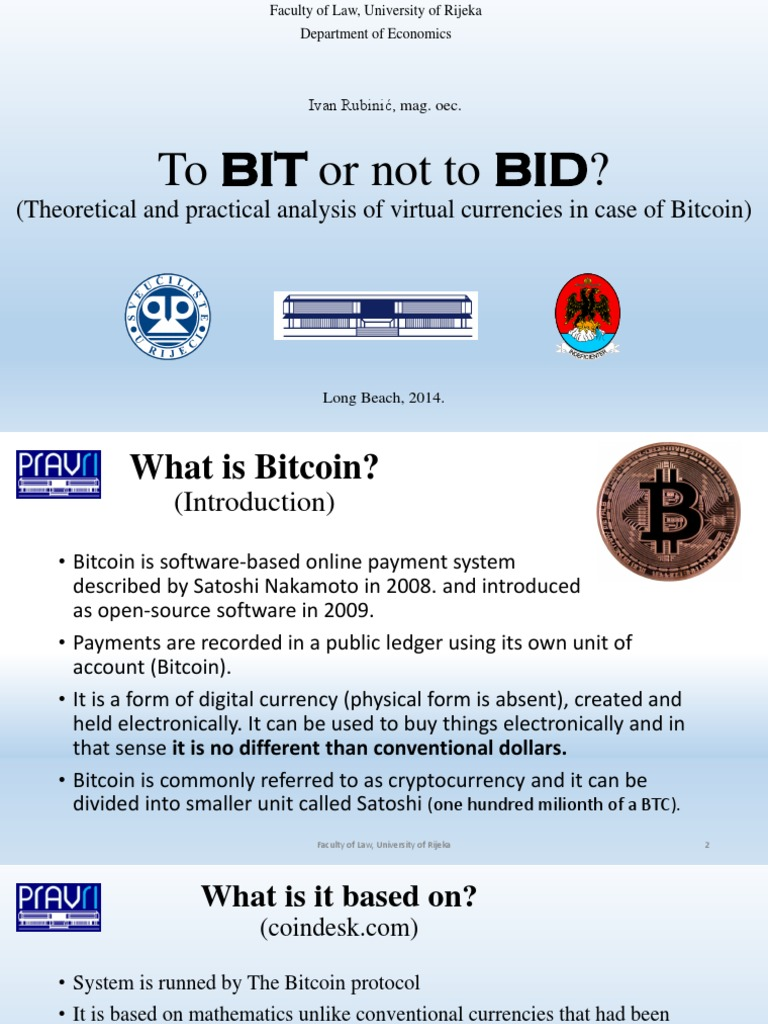 How to use the bitcoin code