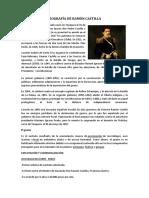 Biografía de Ramón Castilla