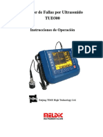 Manual Tud300