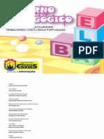 Caderno Pedagogico Duque de Caxias 1 Ano