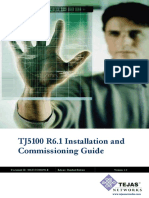 TJ5100 R6.1.3.5 Installation and Commissioning Guide