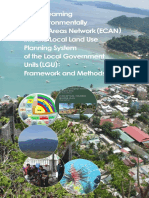 6 Mainstreaming ECAN Into Local Land Use Planning System