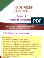 MPI Sesión 4 - Redes de Transporte