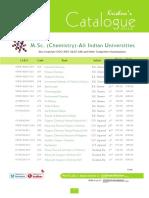 Krishna's Books Catalogue pdf | Mathematical Analysis