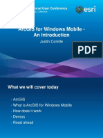 Arcgis for Windowsphone