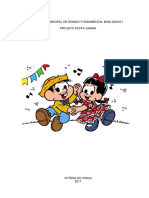 Projeto Festa Junina - PATRICIA