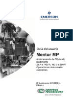 Guia Usuario MENTOR MP