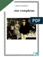 Arthur Rimbaud - Poesía completa