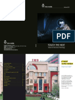 IMS Noida School of Information Technology Brochure 2015