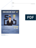 Gmail - Esta Semana - DeCISION DAY '17 - Decisão Sob Incertezas Em Startups