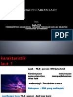 Ekologi Laut 26102016