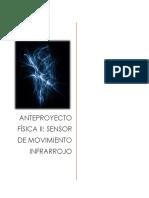 Anteproyecto Física II
