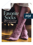 Favorite Socks by Interweave
