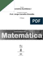 Geometria EuclidianaI
