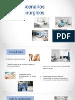 Escenarios quirúrgicos