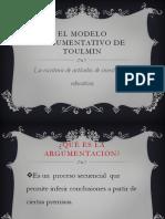 El Modelo Argumentativo de Toulmin (1)