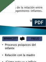 Teoría de la relación entre progenitores - infantes