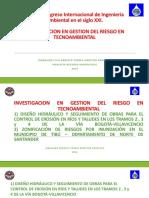 Investigacion en Gestion Del Riesgo en Tecnoambiental Ernesto Torres