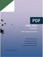 Time Tech Canvas