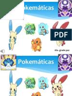 Pokemáticas