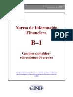 NIF B-1