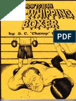 HowToBeAnAss WhippingBoxer Text