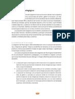 Enfoque Pedagógico Plan de Estudios 2011 Educación Secundaria