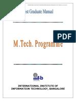 Mtech Manual v1 3 Final