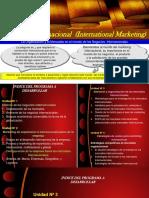 Clases Marketing International 2017 Alumnos Modulo III