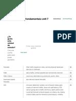 Fichas de Aprendizaje Edx Cybersecurity Fundamentals Unit 7 _ Quizlet