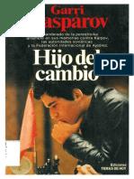 Hijo Del Cambio - Garri Kaspárov
