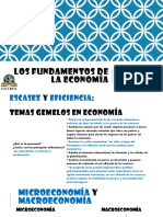 Los Fundamentos de La Economía Trabajo