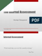 The+Internal+Assesment