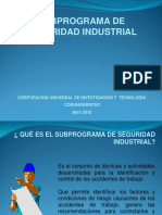 Seguridad Industrial Resumido