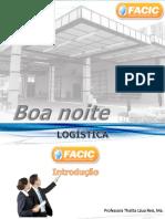 Introdução a Logistica - Facic