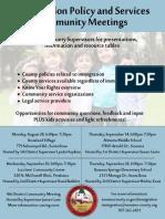 Immigration Community Meetings Aug Sept 2017 English (1)