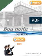 Estudo sobre logística - Facic