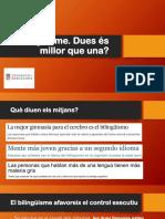 PSB. bilingüisme