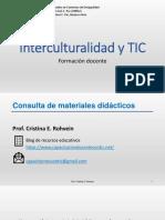 Interculturalidad y TIC