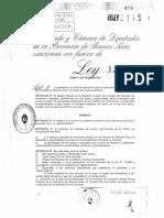 ley 13982