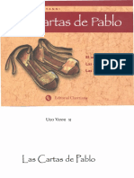 Vanni, Ugo - Las Cartas de Pablo