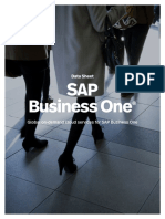 Virtustream DS SAP Business One