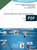 Desarrollo Historico de La HIgiene y Seguridad Industrial